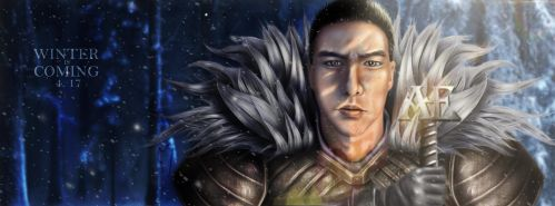 Andy Bookan Sir AE : Game of Thrones by manpowersonyy