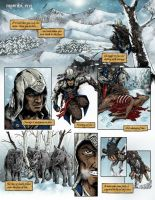 Assassin's Creed III - The Hunt pg.1/3 by mkozmon
