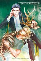 Fall into the mischief of LOKI by J1-junichi