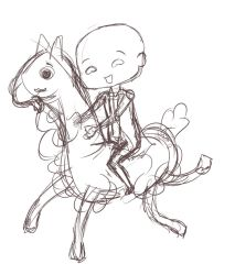 charles chibi sketch by ConejoGris