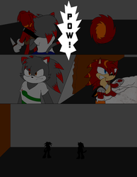 Icee the Hedgehog Issue 1 Pg 5 by SuperIcee