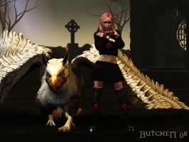 Your going to rape who? by butchen