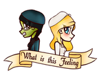 What is this Feeling - Wicked Fanart by AlexisofScaleswind