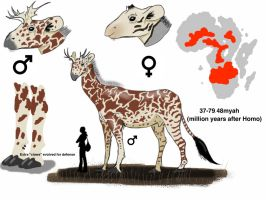Kryotherium africanus by Midiaou
