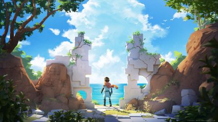 Rime tribute by Tohad