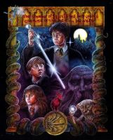 THE CHAMBER OF SECRETS by DannyNicholas