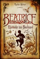 Beatrice | novel cover by dracolychee