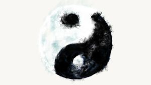 Yin-Yang  by FlavorOfWords
