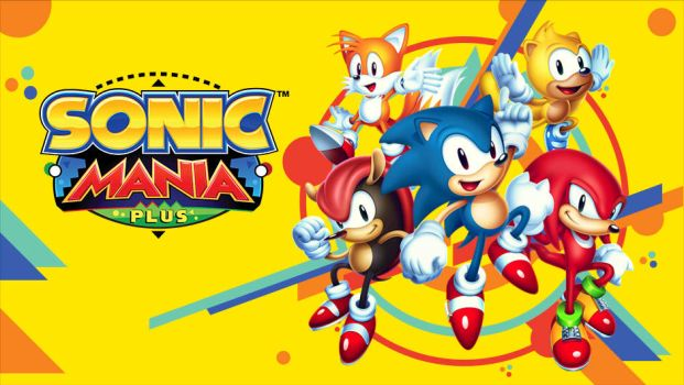 Sonic Mania Plus Wallpaper July 17th 2018 by CynicSonic