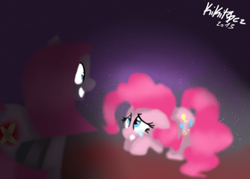 MLP: Go away! You're not real! You're not ... by KikiRDCZ