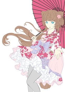 wip - color me pic by ximbixill