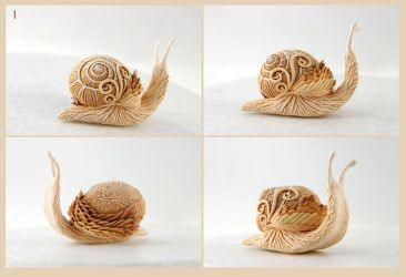 Snail by hontor