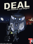 Deal The comic: Cover by Tedwin-Knockman66