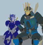 MoonRider and Drift (AOE Version) by Mimzy94