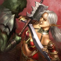 Everquest: Prove Your Words by PatrickMcEvoy