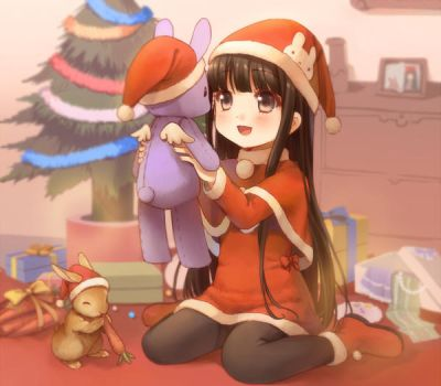 Christmas by loli-drop