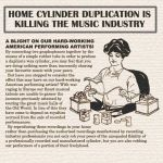 If the RIAA existed in 1915... by Atratus