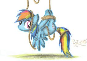 Rainbow Dash by Patoriotto