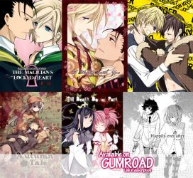 Doujinshis on Gumroad by inma