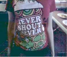 nevershoutnever by awroxz13