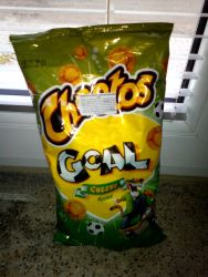 Cheetos Goal Cheese Flavor by Vex2001