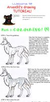 Drawing A Wolf Tutorial Part 2 by ARVEN92