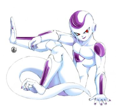 Frieza by jiayulong