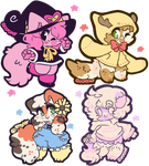 Comms Batch!!! PART 3 by dhelmise