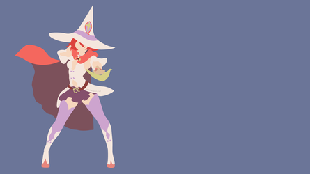 [Minimalist] Little Witch Academia - Shiny Chariot by Hespen