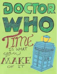 Doctor Who: Time by TheMagicianLord