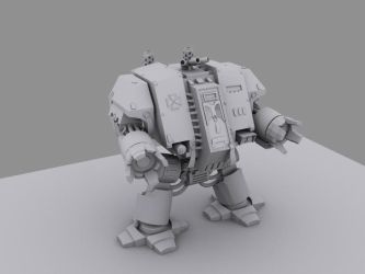 Dreadnought by rustingrust