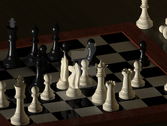 Chess by mrgesy