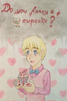 Do you fancy a cupcake? by LethalDream