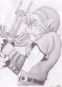 Link never Loses by Hamii