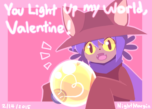 Niko Valentines by NightMargin