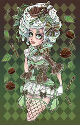 Mint Chocolate by NoFlutter