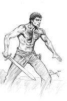 Theseus by aaronwty
