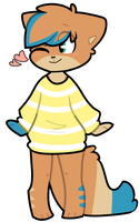 This Sweater Makes me Look Cute by QTipps