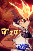 BlueRose123 Display picture MAL Tsuna by Hyack