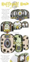 Hufflepuff House by Whisperwings