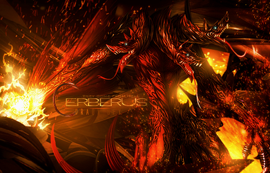 Cerberus - They Come From Hell by Draox