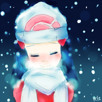Snowy Weather by pcerise