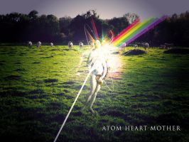 Atom Heart Mother by Dreamviewcreation