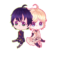 Owari no Serpah :chibi: by Kamirari