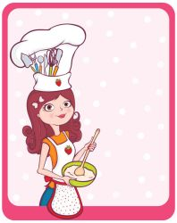 chef character by ogunday