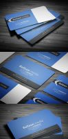Integral Business Card by calwincalwin