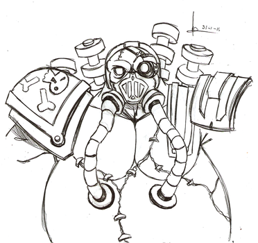 Main URGOT LoL by BerserkerOx