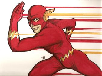 Flash in the pan by steven-donegani