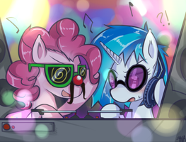 Let's get this party started! by Hua113