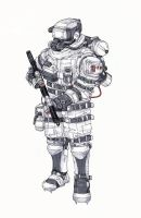 Thermal Suit by Mikezzzzz